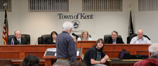 Town Board of Kent NY